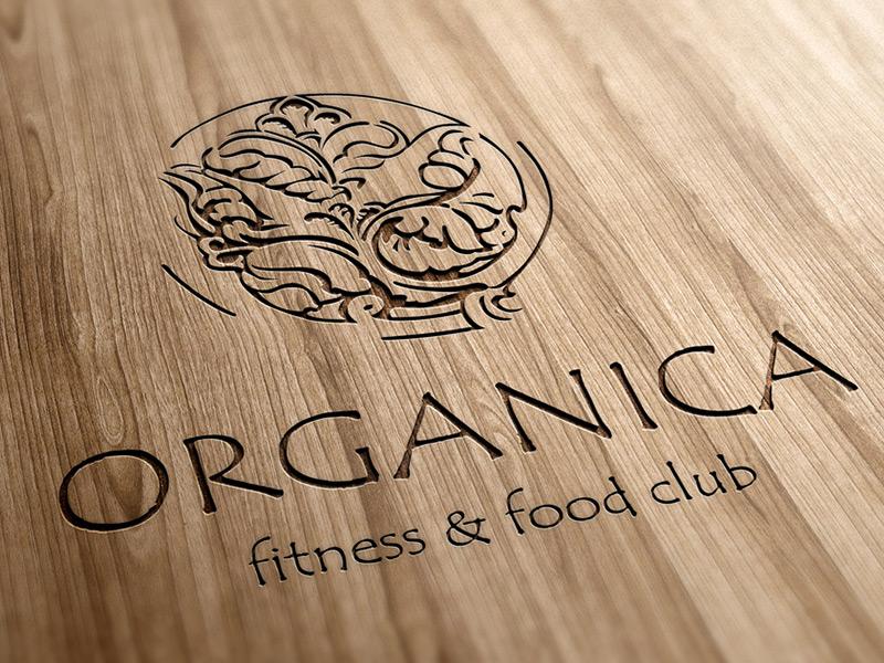 Organica company logo